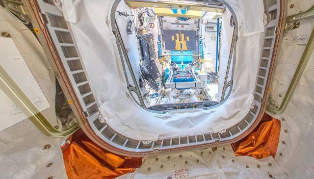 Google libera Street View de naves espaciais