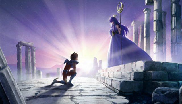 Netflix anuncia série exclusiva de Os Cavaleiros do Zodíaco