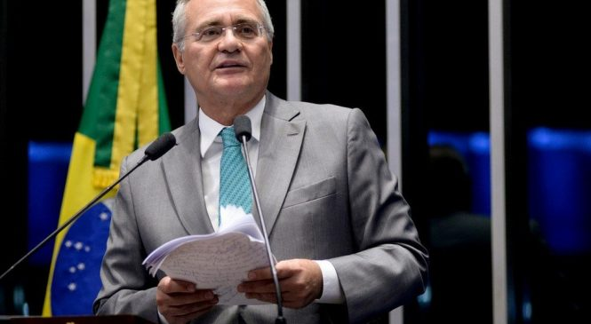 Marco Aurélio divide investigação sobre Renan e envia parte sobre filho dele ao STJ
