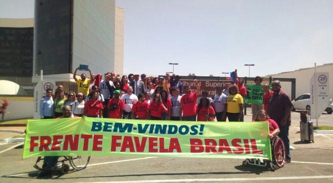 Frente Favela Brasil protocola no TSE registro para se tornar partido