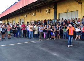 Trabalhadores e trabalhadoras deflagram GREVE na Brinquedos Estrela