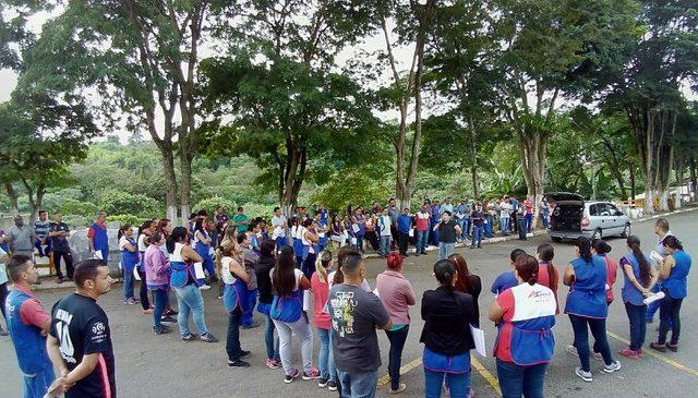 ASSEMBLEIA COM OS TRABALHADORES(AS) DA APOLO BRINQUEDOS