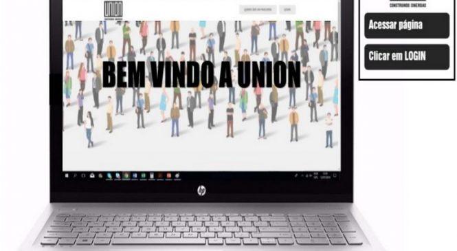 Aplicativo Union