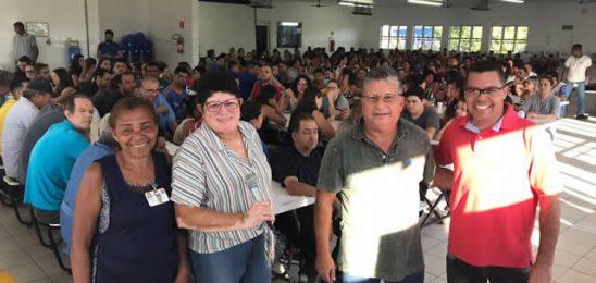 Assembleia realizada na empresa Manufatura de Brinquedos Estrela S/A na cidade de Itapira-SP no dia 21 de Janeiro de 2019 às 07h30.