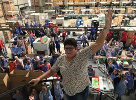 O Sindicato dos Brinquedos e Instrumentos Musicais inicia as Assembleias de aprovação da pauta de Campanha Salarial e PLR.