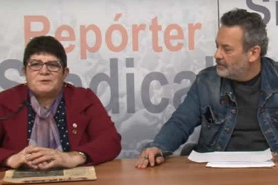 Entrevista com Maria Auxiliadora, secretária da Mulher da Força