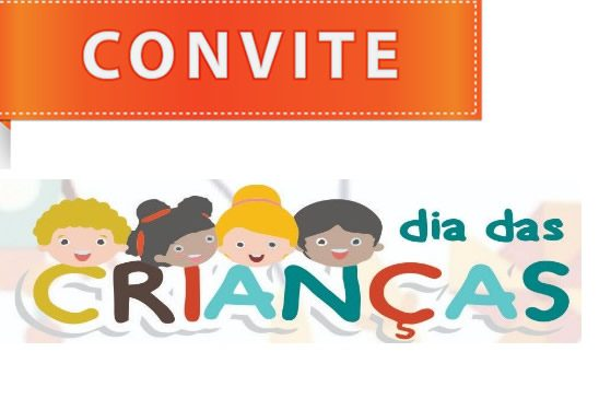 Convite DIA DA CRIANÇA