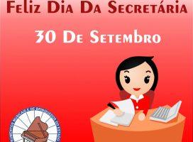 30/09 Dia da Secretaria