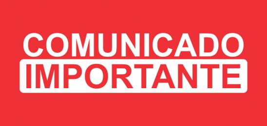 Comunicado 006.2020