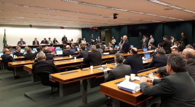 Comissão aprova projeto que permite déficit de R$ 159 bilhões em 2017 e em 2018
