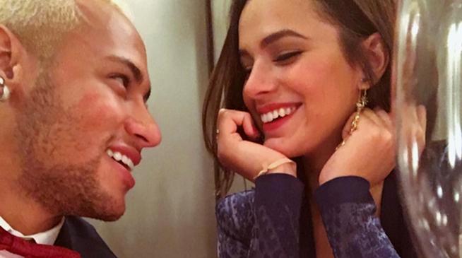 É o amor: Bruna Marquezine e Neymar inspiram música sertaneja