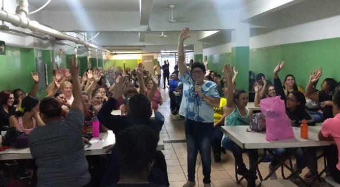 VITÓRIA Trabalhadores e Trabalhadoras da Elka conquistam PLR