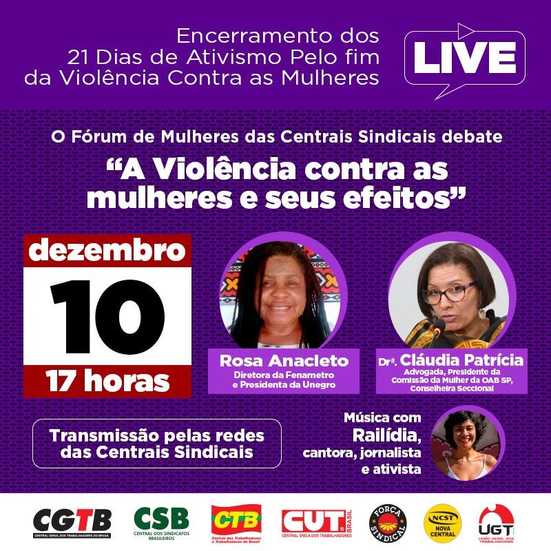 """""""A violência contra as mulheres e seus efeitos"""""""
